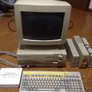 PC-9801DA ジャンク品