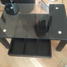 コレクションテーブル!ブラック