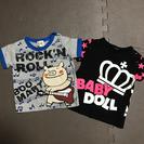 子供服 Tシャツ 80