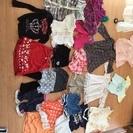 100-110女の子 洋服セット