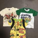 子供服 半袖 Tシャツ 90