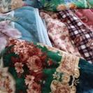 毛布5枚セット(京都西川製もあります)【交渉中なので受付一旦ストッ...