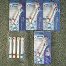 電動歯ブラシの専用替えブラシ12本セット
