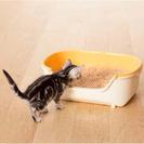 新品! 子猫用トイレ