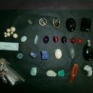 彫金指輪&宝石
