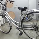 かご付き普通の自転車