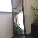 ☆木製スタンドミラー☆