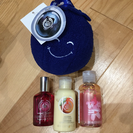 THE  BODY   SHOP    解体ギフトセット   未使用