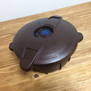 電子レンジ圧力鍋 2.3L ブラウン MPC-2.3BR