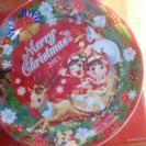 入手困難!不二家ノベルティー クリスマス絵皿