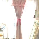 ピンクカーテン♡