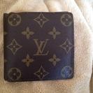 ルイビィトン2つ折リ財布