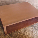 無料!木製手作り台