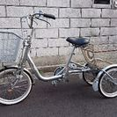 3輪自転車ブリジストンワゴン譲ります✨