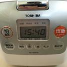TOSHIBA 東芝 炊飯器 5.5合炊き