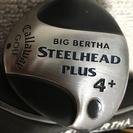 キャロウェイゴルフ STEELHEAD PLUS 4+ 中古