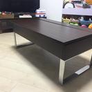 昇降式テーブル(ディノス商品)