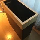 45リットルの日本製のゴミ箱です。...