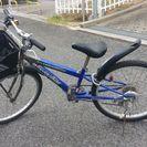 シマノ子供用24インチ ギア自転車