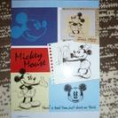 ミッキーマウスのメモ帳