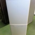 パナソニック  NR-B146W-W 冷蔵庫 2ドア 138L 2...