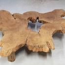 杢の座卓 ローテーブル