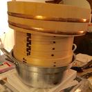 蒸し器 蒸し器用鍋 飯台