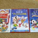 ディズニー クリスマスDVD ミッキー♪