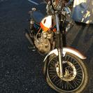 スズキ  グラストラッカー250 バイク