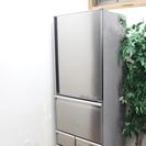 日立 5ドア冷蔵庫 自動製氷付き 395L R-S40VPAM