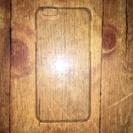 iPhone5S 透明ケース 傷有り