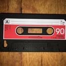 iPhone4S カセットテープ型カバー