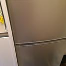 アクア 109L 2ドア冷蔵庫(直冷式)アーバンシルバーAQUA ...