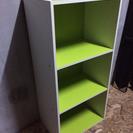 LC110904 3段カラーボックス