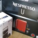 コーヒーメーカー ネスプレッソU 新品未使用