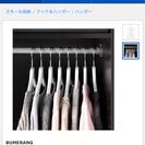 【交渉中】IKEAハンガー〈白〉8本