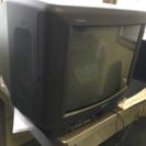 SONY日本国内製造14インチ1992年製ブラウン管トリニトロンテレビ