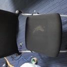 折りたためるチェア、椅子をお譲り致します。