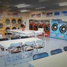 高松市 コインランドリー 清掃と管理業務
