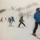 (短期)12/25(日)〜27(火)3日間スキースクールの引率