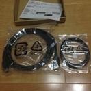 ★未使用品!HDMIケーブル+光デジタルケーブルのセット