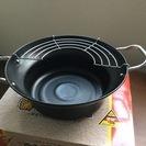 揚げ物用鍋