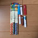 ドラクエ 未使用 鉛筆&キャップ