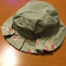 〈値下げしました‼︎〉babyGap☆あご紐ありのお帽子