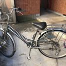 自転車 ブリジストン 6段 ハブダイナモ