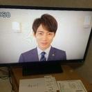 美品32インチ液晶テレビ