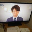 【取引完了】美品32型液晶テレビ