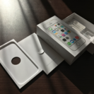iPhone5sの外箱