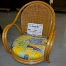 ラタン回転座椅子(2812-04)