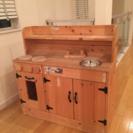木製ママゴトキッチン